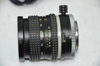 Объектив PCS arsat 35mm f/2.8 для Nikon