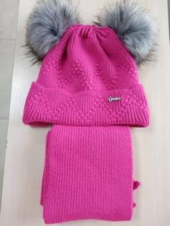 Набор шапка + шарф