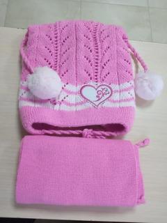 Набір шапка + шарф