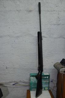 Пневматическая винтовка Hatsan 125 (Хатсан 125 магнум)