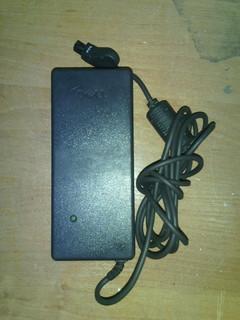 Адаптер блок питания DELL Original 20V 3,5A 70W квадрат 3pin