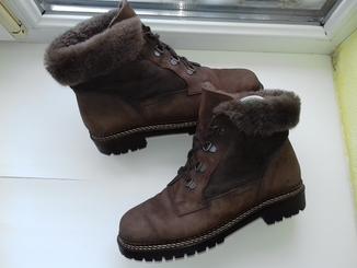 Ботинки Зимние Kandahar из Натуральной Кожи (Розмір-38\25)