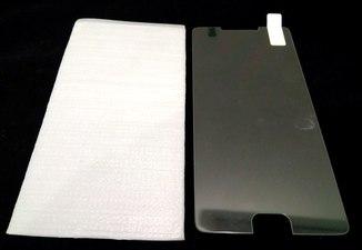 Защитное каленное стекло Meizu M5 Note (2.5D, 9H, 0.3мм) тех пак