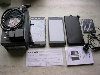 Телефоны Bravis alpha