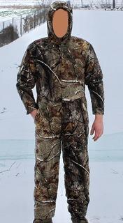 Зимний охотничий костюм-комбинезон Gander Mountain подростковый XL.
