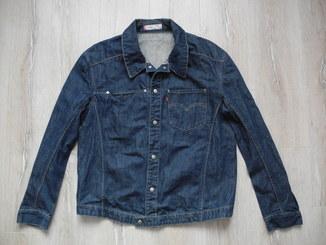 Куртка джинсовая Инженер Levis р. XL ( НОВОЕ )