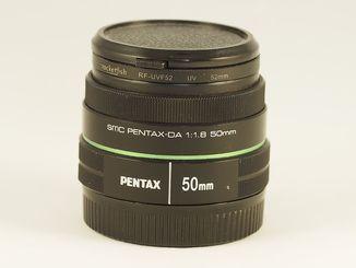 SMC Pentax-DA f1.8/50mm