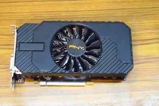 Видеокарта PNY GTX 950 2gb