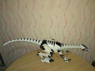 Робот Динозавр WowWee 65 см длина. Оригинал. Большой интерактивный