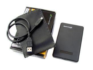 """Внешний карман Grand-X для HDD 2.5"""" USB 3.0"""
