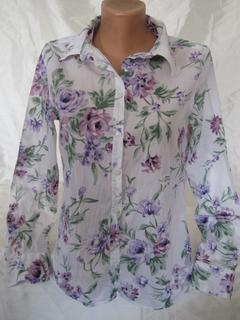 Блузка рубашка р44(М)