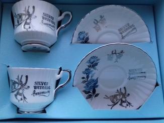 Чайный набор из 4х предметов  Royal Stafford