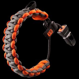 Браслет Gerber Bear Grylls Survival bracelet (31-001773) + Шагометр Adidas Speed_Cell