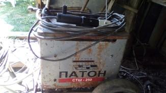 Зварювальний апарат ПАТОН СТШ-250