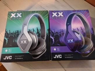 Наушники JVC HA-SR100X