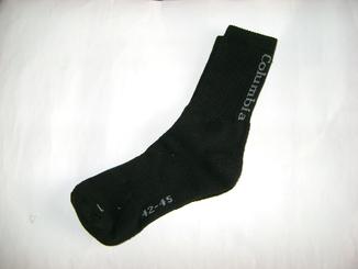 Мужские утепленные трекинговые носки Columbia Travel (размер 42-45)