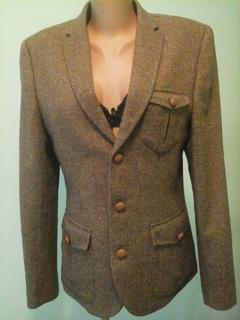 Шерстяной пиджак Asos, p.M-L, новый
