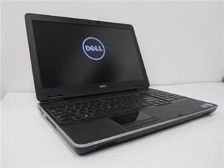 Dell Latitude E6540 i7-4800MQ при 2,70 ГГц 8 ГБ ОЗУ 500 ГБ SSHD WIN 10