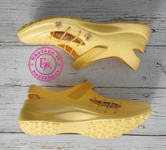 Новинка кроксы, аквашузы Steiner желтые 36 размер