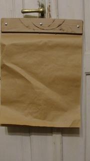 Держатель бумаги для записей