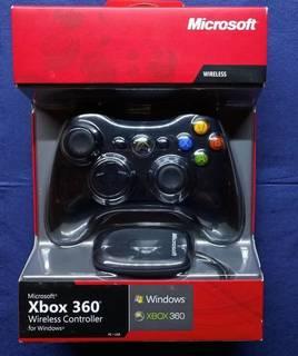 Геймпад / джойстик Xbox 360 Microsoft Wireless (беспровоЖдной)