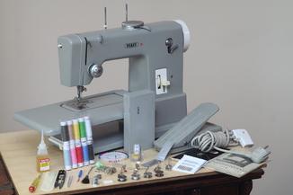 Швейна машина Pfaff 91 Кожа Германия - Гарантия 6 мес