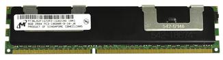 Оперативная память для сервера Micron DDR3 8GB ECC Reg