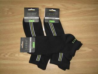 """Спортивные носки-следы""""Soxon"""",Германия, 3 пары.р.43-46."""