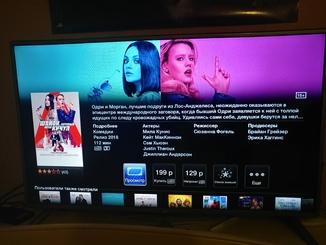 Apple TV 2nd Generation модель MC572LL/A (A1378) HD