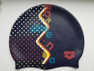 Шапочка для плавания Arena Оригинал (код 44)