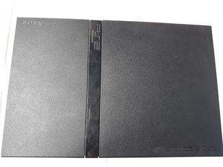 Игровая присавка PS2 (один джойстик) + 5дисков