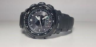 Часы Casio Pro Trek PRG 510 Оригинал Компас, барометр, высотометр, термометр