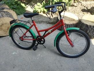 Велосипед детский от 6 лет 20 колесо
