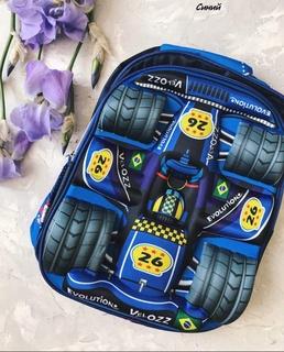 Детский рюкзак 3D.