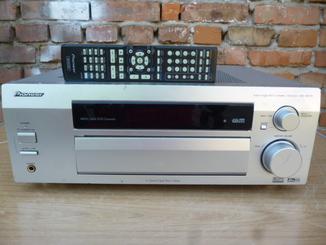 Ресівер - Підсилювач PIONEER VSX-D811-S   з Німеччини