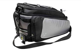 Новая сумка на багажник Bontrager Interchange Rear Trunk Deluxe Bag