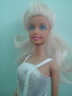 Барби блондинка, DFAoi