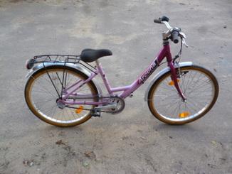 Велосипед ARCONA ALU на 24 кол. з Німеччини