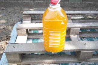 Мед июль 2019 года 6 литров подсолнух разнотравье