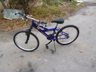 Велосипед YAZOO на 24 кол. з Німеччини