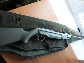 Винтовка пневматическая МР - 512 (чехол.пули.набор для чистки.пружина.оптика в комплекте)