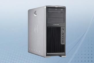 Двухпроцессорная рабочая станция HP XW8400