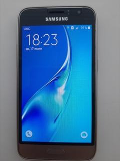 Samsung Galaxy J1 (2016) SM-J120H/DS Gold