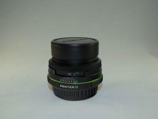 SMC Pentax-DA 70mm f/2.4 Limited