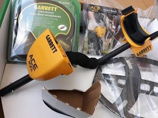 Металлоискатель GARRETT ACE 400i-новый