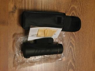 Монокуляр TJ 40x60 с двойной фокусировкой + чехол