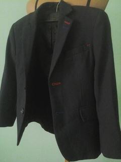 Школьный деловой пиджак Vels, мальчику, р. ~134, сост.к новому