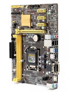 Asus H81M Plus / i3 4170 / DDR3 8Gb