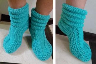 Носочки-сапожки.Женские.