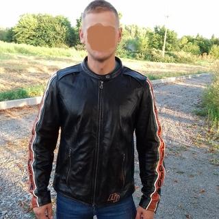 Куртка Harley Davidson из Натуральной Кожи
